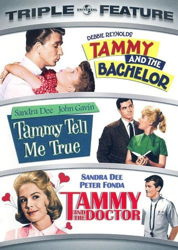 Tammy and the Bachelor/Tammy Tell Me True/Tammy and the Doctor [2 Discs] [DVD]