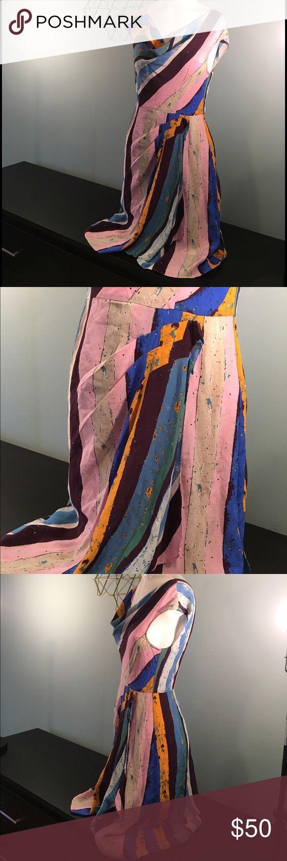 Silk Tracy Reese dress Amazing silk dress 100% silk Plenty by Tracy Reese Dresses