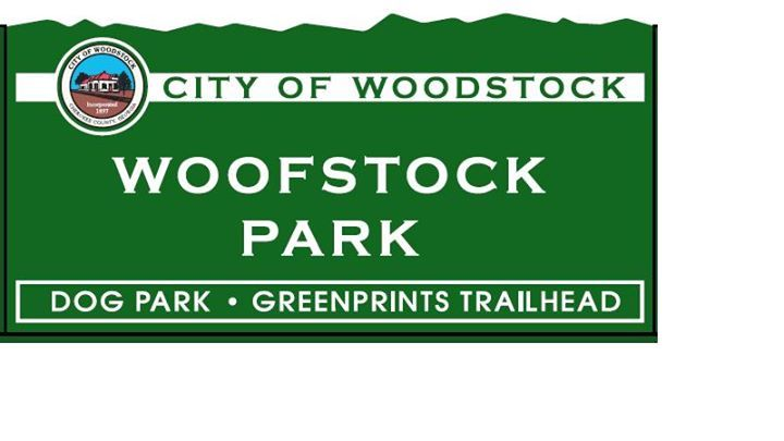 Woofstock Park is Woodstock Georgia's first Dog Park! It is located at 150 Dupree Road. Fun for dogs and humans alike!
