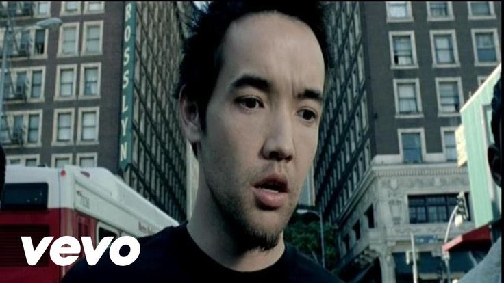 My hubby and i rocking out in his room super loud....This became my  Mother in law Favorite song I love you JEANNE....Hoobastank - The Reason