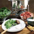Try the Fondue Bourguignonne Recipe on williams-sonoma.com/