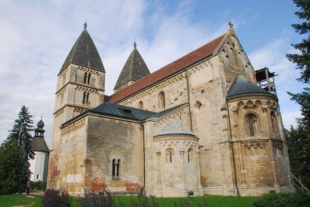 Jáki templom Magyarország