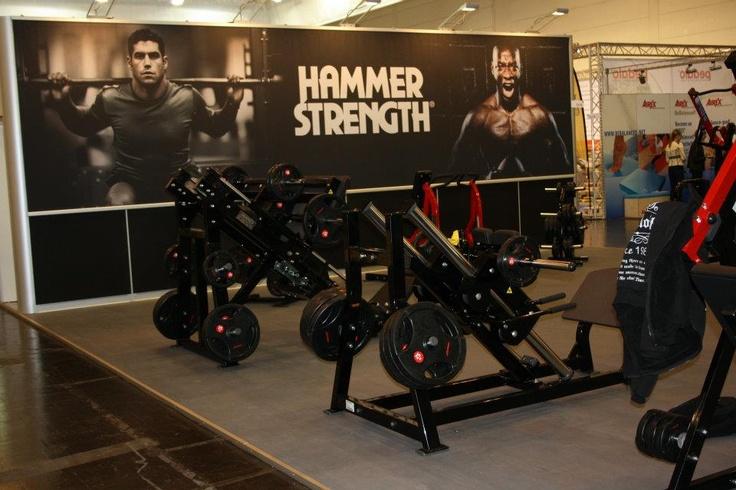 Hammer Strength - FIBO 2012