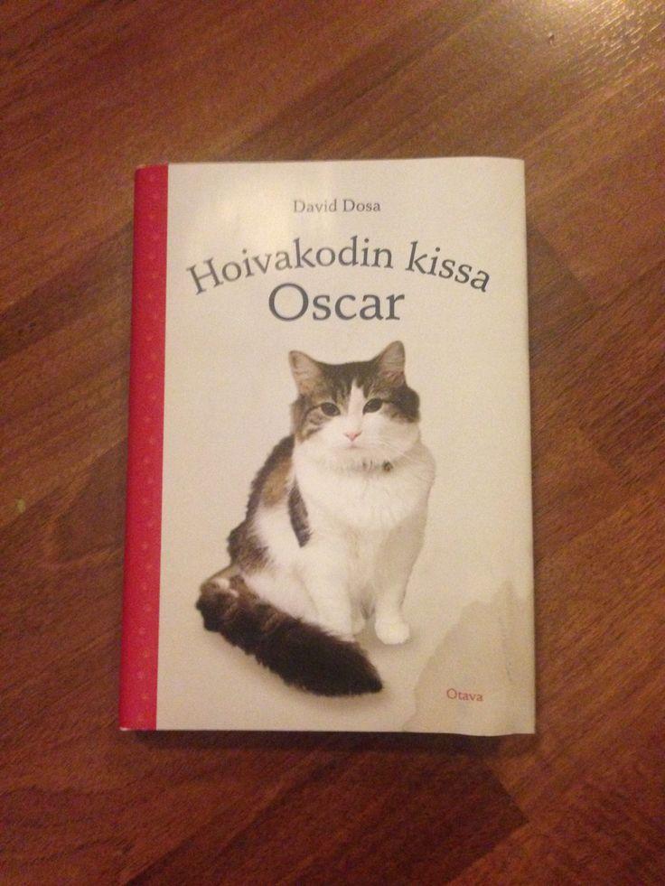 David Dosa - Hoivakodin kissa Oscar http://www.kirjavinkit.fi/arvostelut/hoivakodin-kissa-oscar/