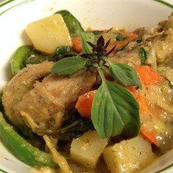 Thai Chicken Curry in Coconut Milk - Allrecipes.com