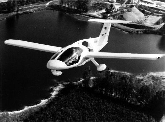 Rhein-Flugzeugbau Fanliner | aerokurier