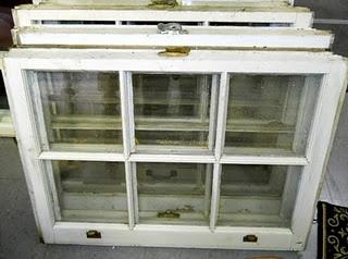 21 Ways to Reuse Old Window Frames...