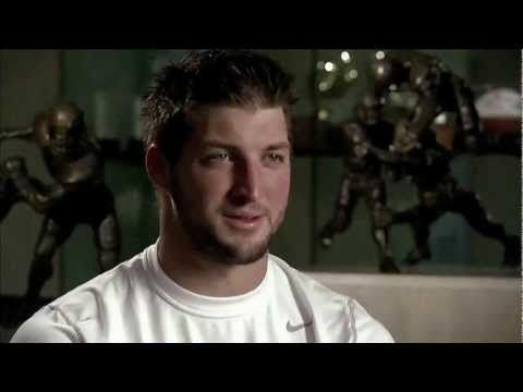 This is strange But Its Tebow and I <3 Tebow!