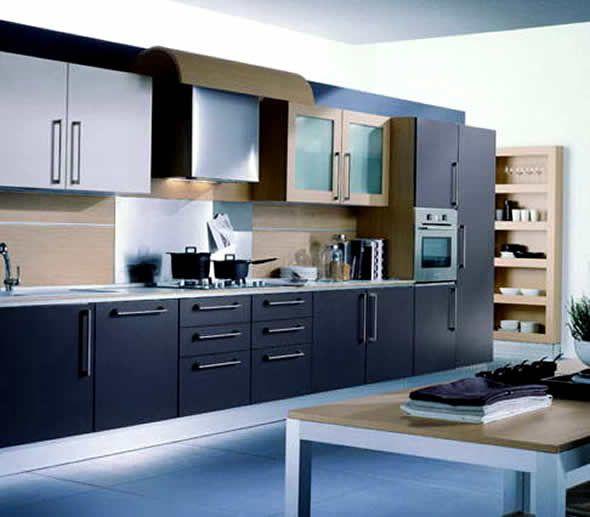 Beau Small Kitchen Interior Decorating Ideas With Modern Decor