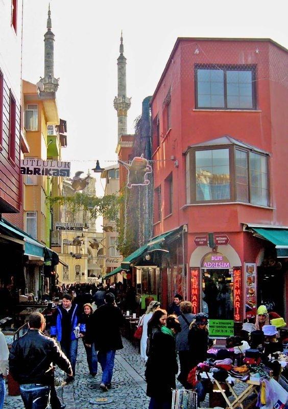 ortakoy street