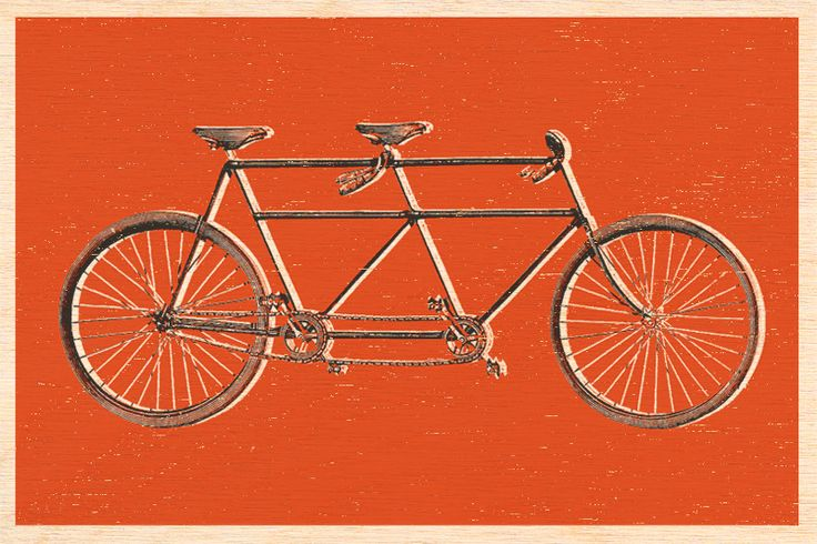29 best images about bike illustrations on pinterest