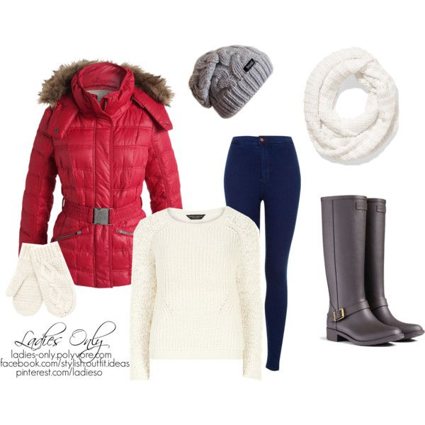 """winter"" by ladies-only on Polyvore"