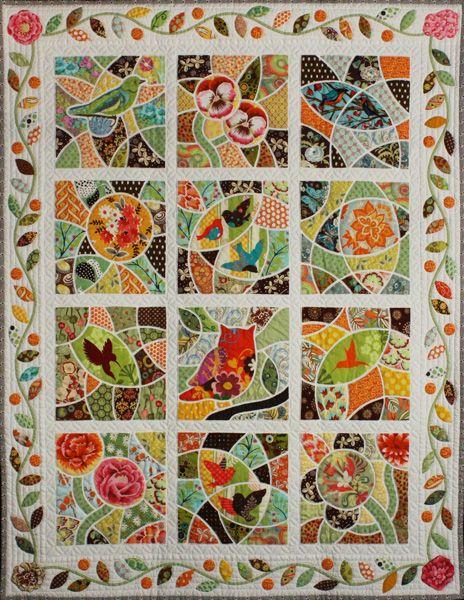 158 best Australian Designers & Quilts images on Pinterest ... : patchwork quilt kits australia - Adamdwight.com