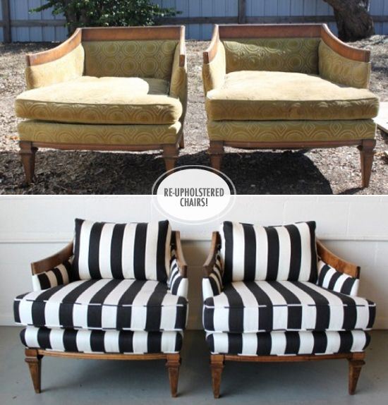 Upcycled-Furniture---Reupholstered-Chairs