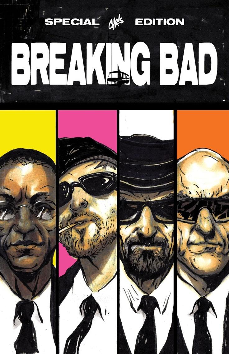 Breaking Bad Reservoir Dogs