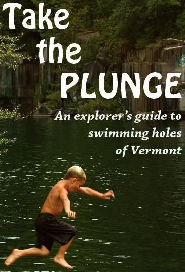 This is great guide for swimming holes! A must see for anyone planing a trip to Vermont.