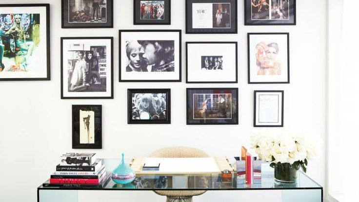 @Rachel Zoe's LA office is full of eye candy and fashion inspiration