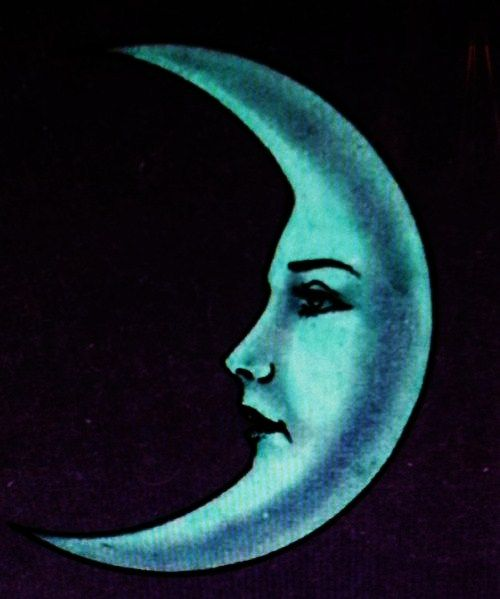 119 best paper moon images on pinterest la luna the for Goodnight moon tattoos