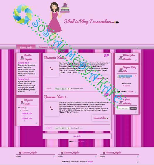 blogger-tema-tasarim-mor-kiz-blog-tema-tasarim
