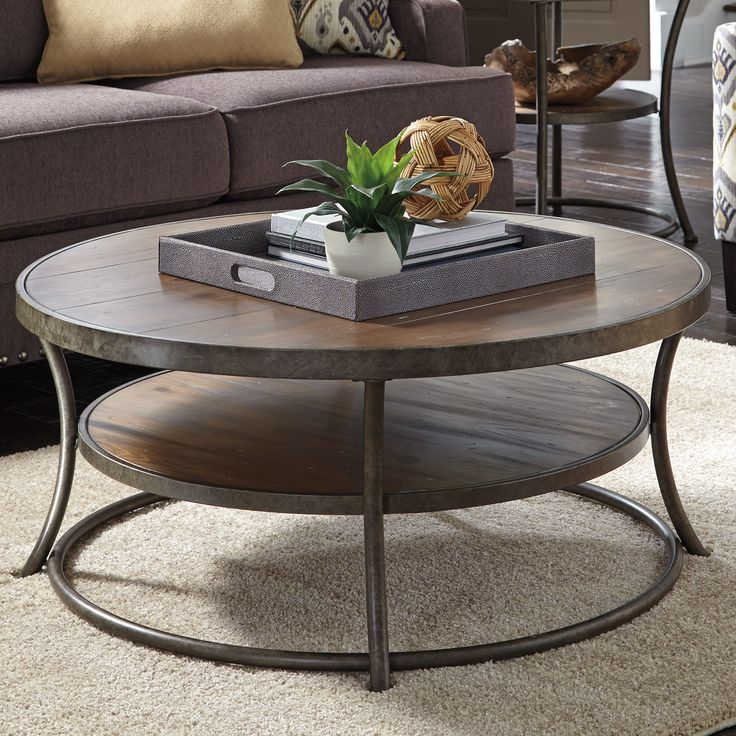 Loon Peak Bendeleben Coffee Table | AllModern · Pottery Barn ...