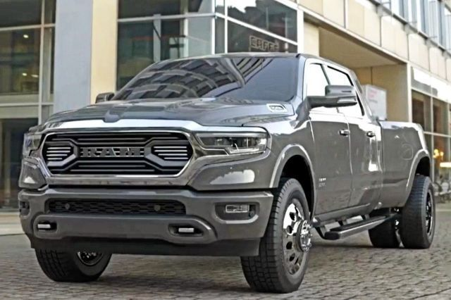 2021 Ram 3500 Will Look More Aggressive And Modern Dodge Mega Cab Dodge Ram 3500 Dodge Ram