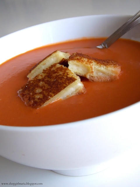 More like this: tomato soups , creamy tomato soups and croutons .
