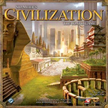 Sid Meiers Civilization: The Board Game