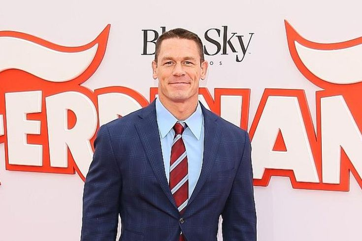 Professional wrestler John Cena punches above his weight in Mandarin, Entertainment      Professional wrestler John Cena punches above his weight in Mandarin John Cena PHOTO: AGENCE FRANCE-PRESSE http://str.sg/o4Ha Copy Professional wrestler John Cena, who voices the titular character in the animated film, Ferdinand, is serious about learning the language Alison de Souza In Los Angeles  Wrestler, actor - and…