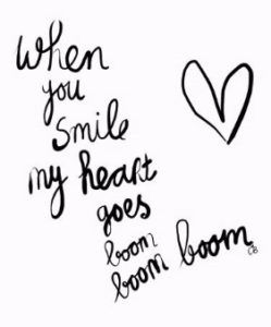 Smile Quotes For Her 92 Best Collection Of Beautiful Smile Quotes Images On Pinterest