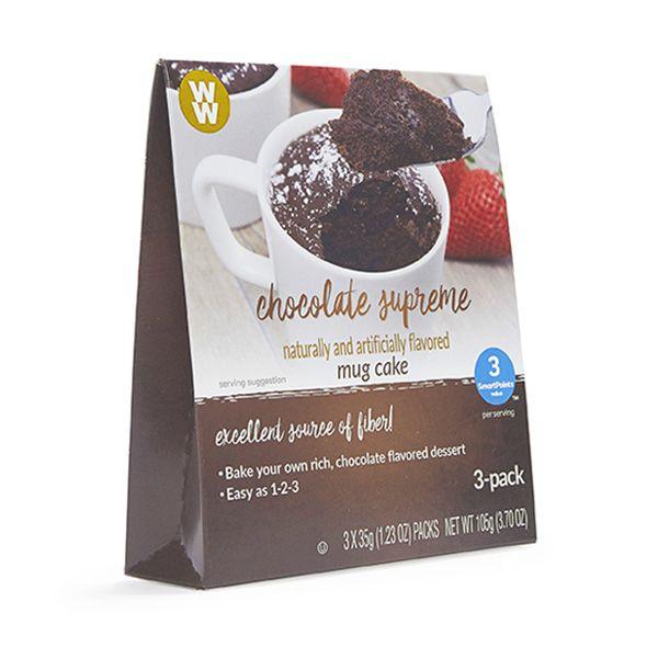 Chocolate Supreme Mug Cake   WeightWatchers.com: Online Store