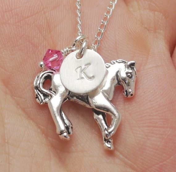 Hey, I found this really awesome Etsy listing at https://www.etsy.com/listing/175028114/horse-necklace-horse-charm-horse-little
