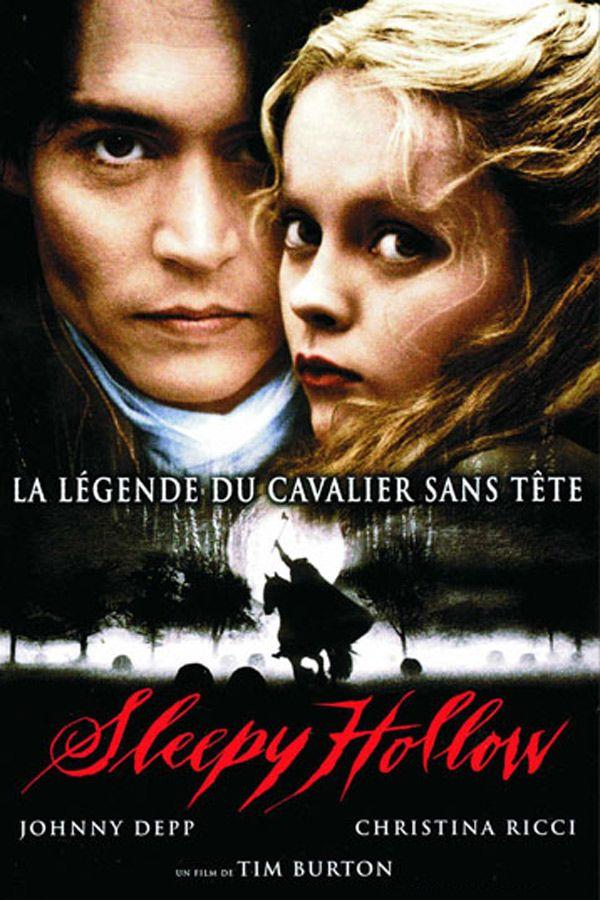 Sleepy Hollow, la légende du cavalier sans tête est un film de Tim Burton avec Johnny Depp, Christina Ricci. Synopsis : En 1799, dans une bourgade de La Nouvelle-Angleterre, plusieurs cadavres sont successivement retrouvés décapités. Les têtes ont disparu. Terrifiés,