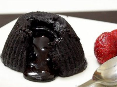 Heres some Eggless Choco Lava Cake for you all Now whether you call it Chocolate Fondant or Molten Lava or Choco Lava Cake it can be a task to make them as...