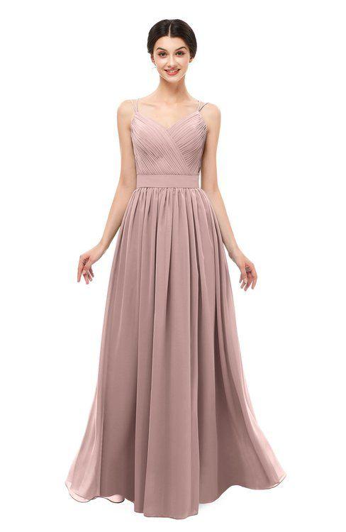 5e87b7705dc9 Blush Bridesmaid Dresses & Blush Pink Gowns - ColorsBridesmaid. ColsBM Bryn  Blush Pink Bridesmaid Dresses Floor Length Sash Sleeveless Simple ...