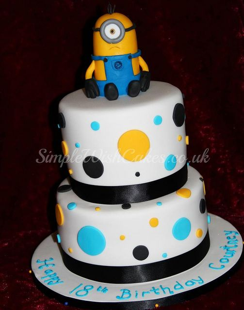 Minions Cake | Flickr - Photo Sharing!