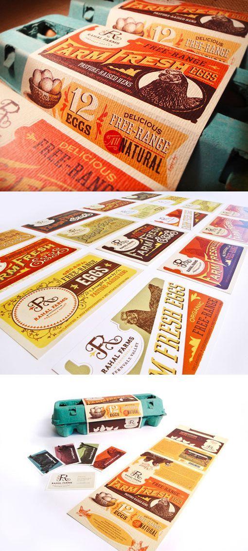 25 unique carton design ideas on pinterest packing box design farm fresh eggs pronofoot35fo Image collections