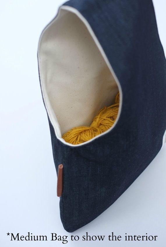 Proyecto bolso bolso de mano que hacen punto bolsa por OtterburnPQ