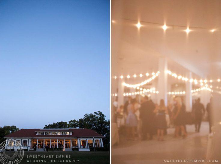 Just after sunset at Geraldo's at Lasalle Park. Burlington Wedding Photographer #sweetheartempirephotography