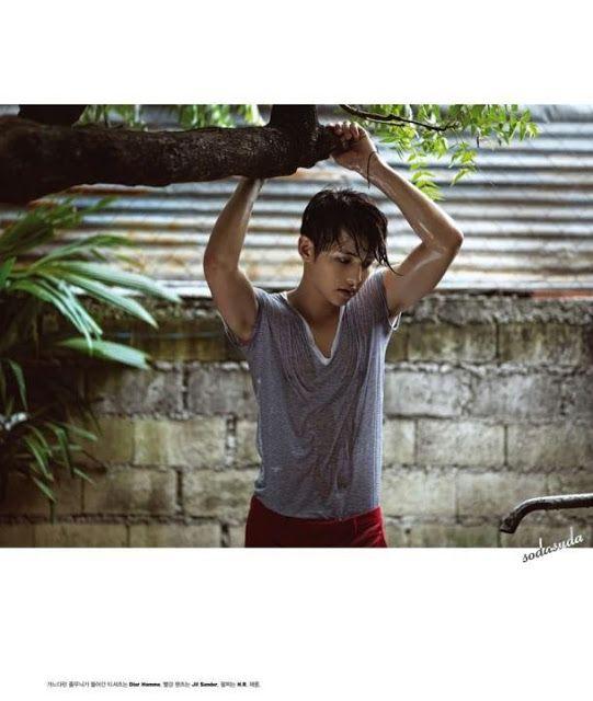 Khottie of the Week: Song Joong Ki