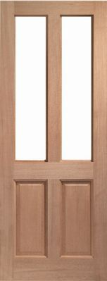 Malton Hardwood Veneer External Door 2032 x 813 x 44mm