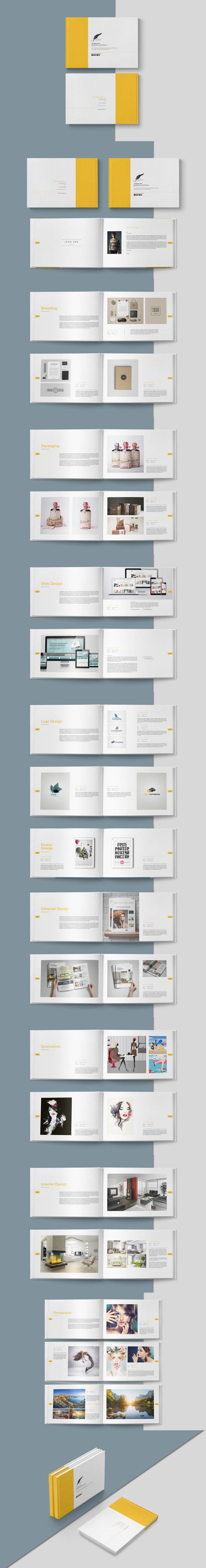 Best 25+ Brochure cover ideas on Pinterest | Brochure ... Architecture Portfolio Layout Indesign