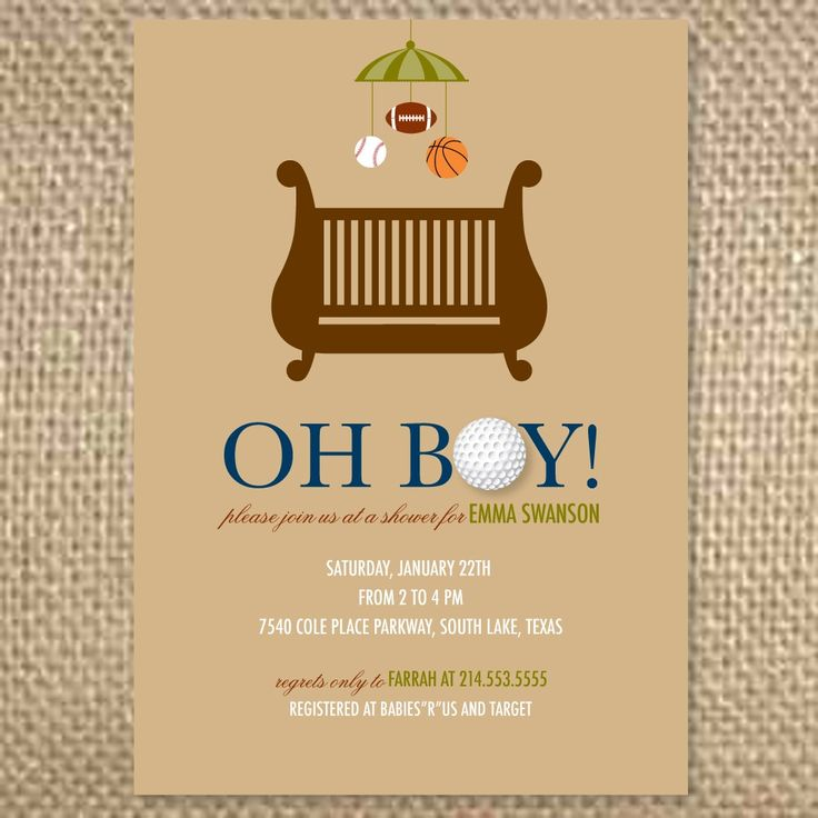 119 best baby braxton shower images on pinterest | boy baby, Baby shower invitations