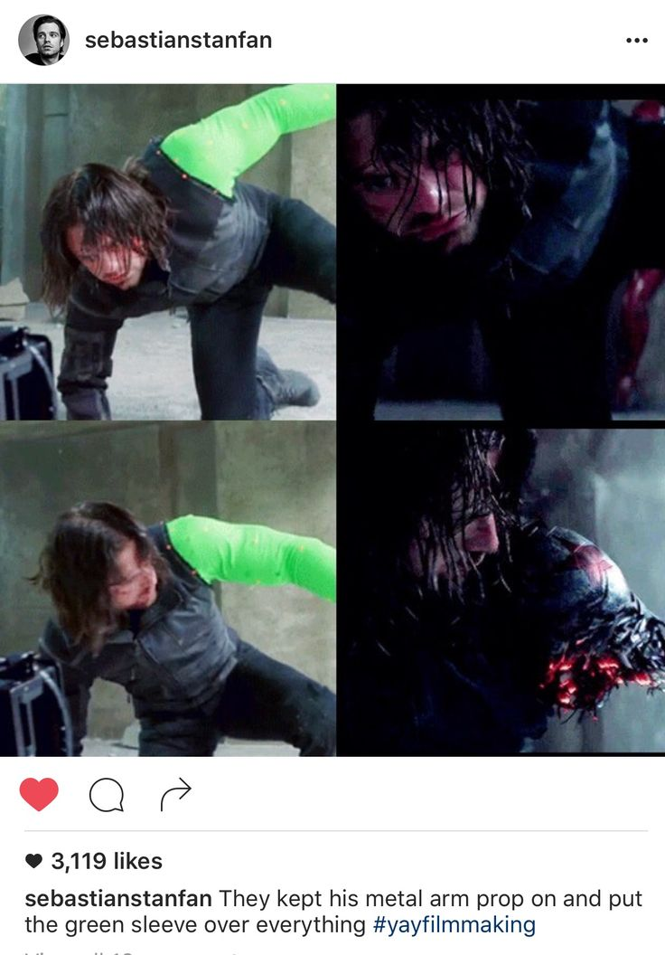 This crushes me. Sebastian did such a great job in civil war.