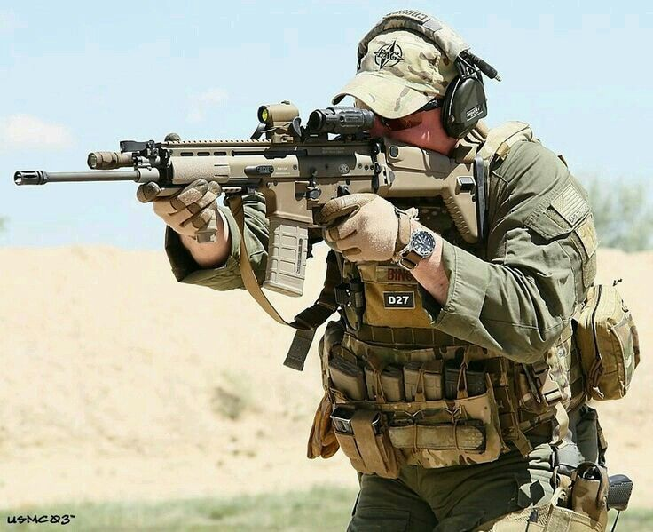 Od green tactical operator