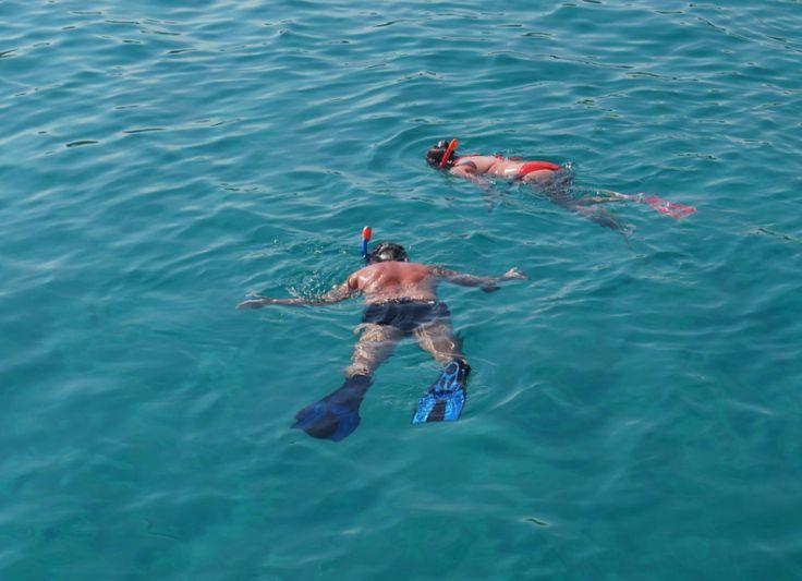 Line 3 – swim, fun and food in Ammouliani