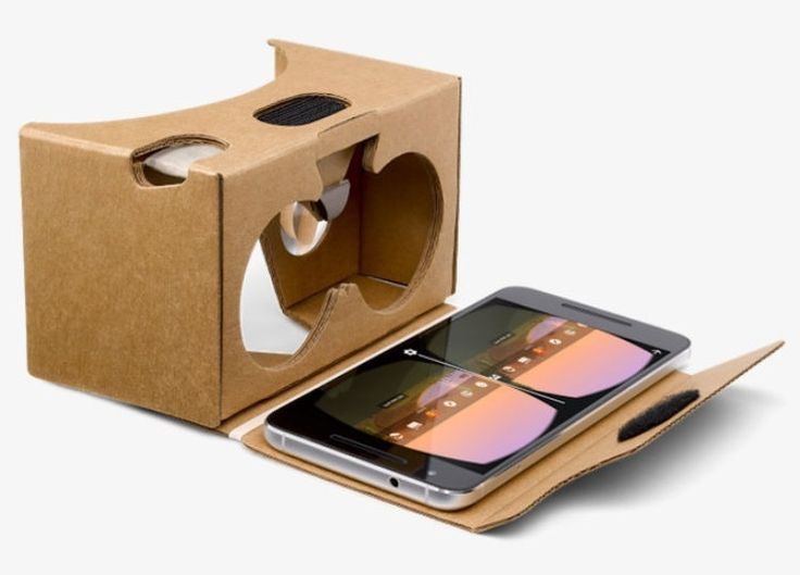 You can now buy Google's Cardboard VR player directly from the company's web store