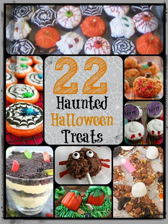 Does this cooler weather have you thinking fall and Halloween? Our kids are already plotting their costumes and their Halloween costumes. To give your family a taste of some tasty Halloween treats,...