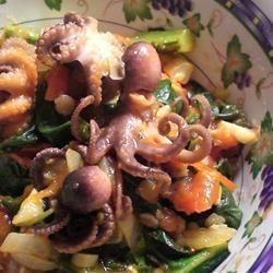 L'insalata di polpo fa subito estate! Ecco la nostra ricetta.