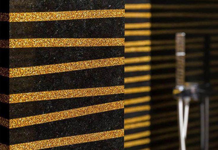 Linea Gold Design Surface. Discover @Treniq - www.treniq.com