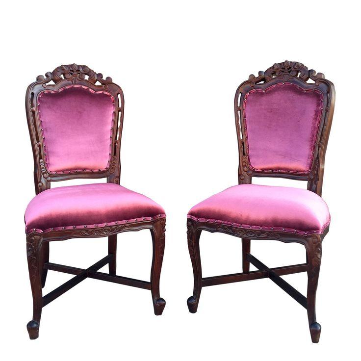 die besten 25+ victorian dining chairs ideen auf pinterest ... - Einrichtung Viktorianischen Stil Dekore